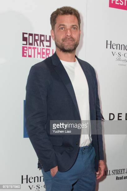 Joshua Jackson attends Sorry To Bother You 10th Annual BAMcinemaFest Opening Night Premiere at BAM Harvey Theater on June 20 2018 in New York City
