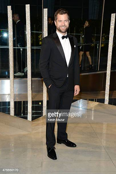 Joshua Jackson attends the 2015 CFDA Fashion Awards at Alice Tully Hall at Lincoln Center on June 1 2015 in New York City