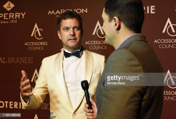 Joshua Jackson attends the 23rd Annual ACE Awards at Cipriani 42nd Street on June 10 2019 in New York City