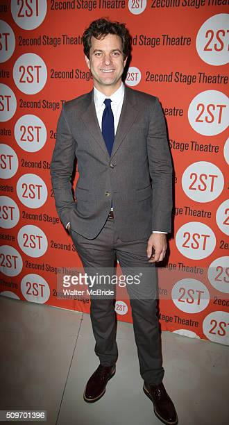 Joshua Jackson attends the OffBroadway Opening After Party for 'Smart People' at the Four at Yotel on February 11 2016 in New York City