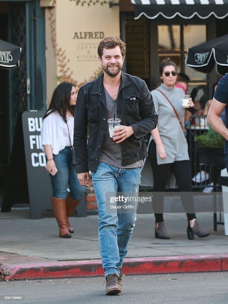 Celebrity Sightings In Los Angeles - December 09, 2015