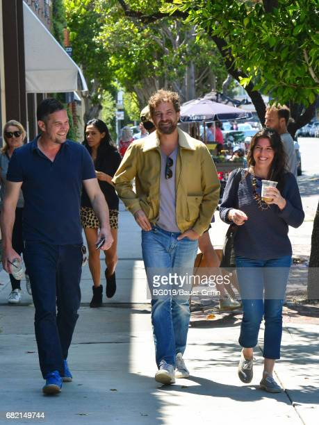 Joshua Jackson is seen on May 11 2017 in Los Angeles California