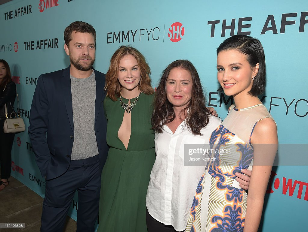 "Screening Of Showtime's ""The Affair"" - Red Carpet : News Photo"
