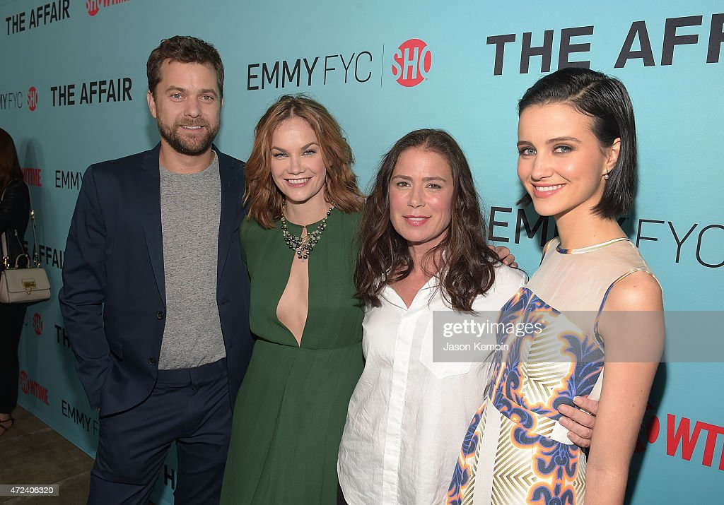 """Screening Of Showtime's """"The Affair"""" - Red Carpet : News Photo"""