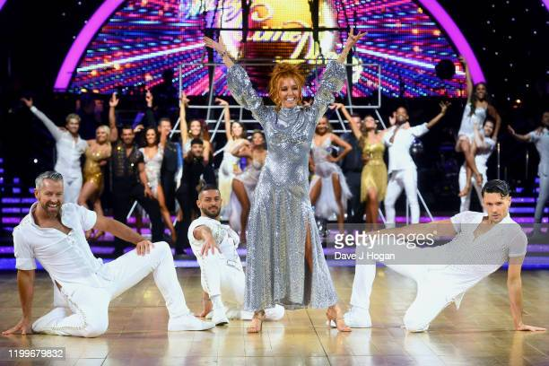 Joshua Keefe Stacey Dooley and Jake Leigh during the Strictly Come Dancing Arena Tour 2020 at Arena Birmingham on January 15 2020 in Birmingham...