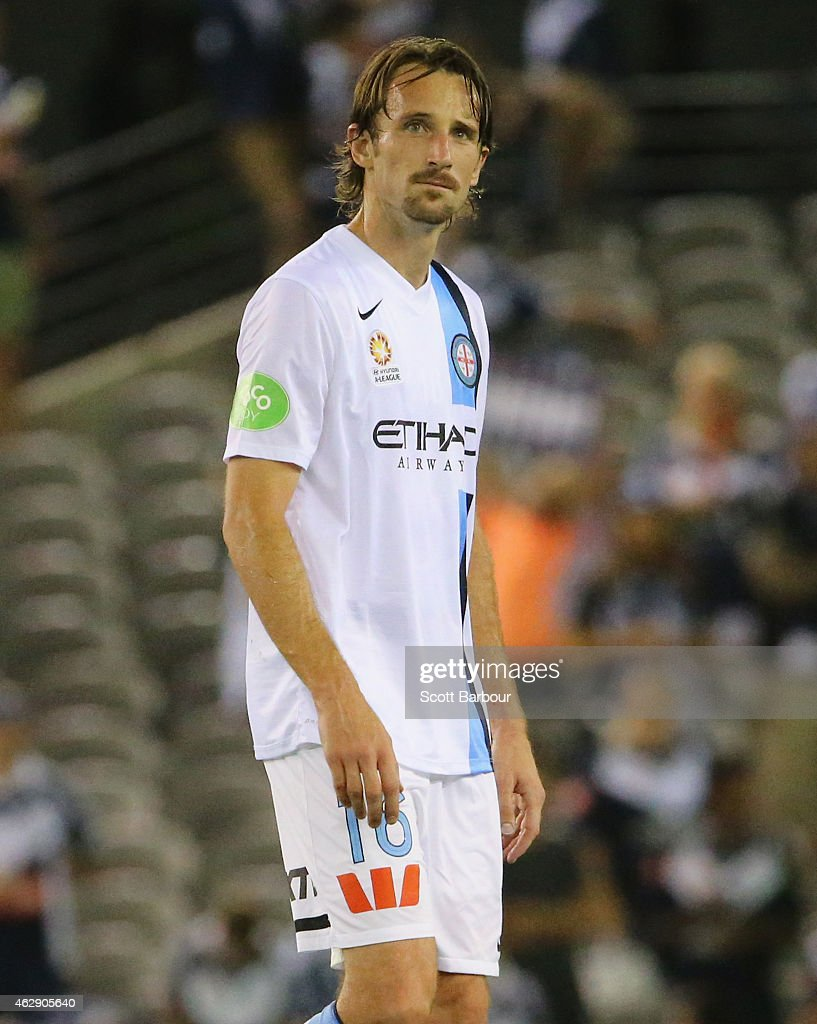 A-League Rd 16 - Melbourne Victory v Melbourne City