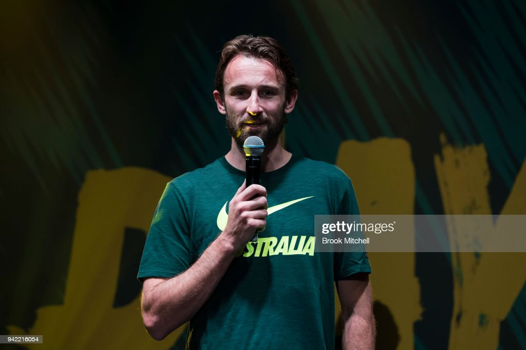 Nike Football: Australian National Team Kit Launch