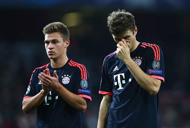 Maglia Home FC Bayern München Joshua Kimmich
