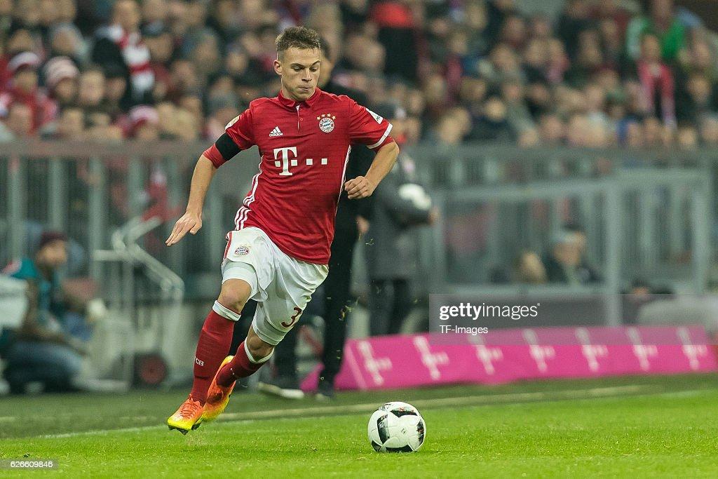 BL: FC Bayern Muenchen - Bayer 04 Leverkusen : News Photo