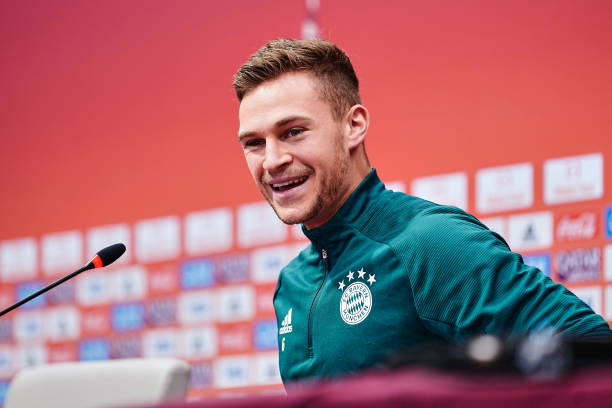 QAT: FC Bayern Muenchen Training And Press Conference - FIFA Club World Cup Qatar 2020