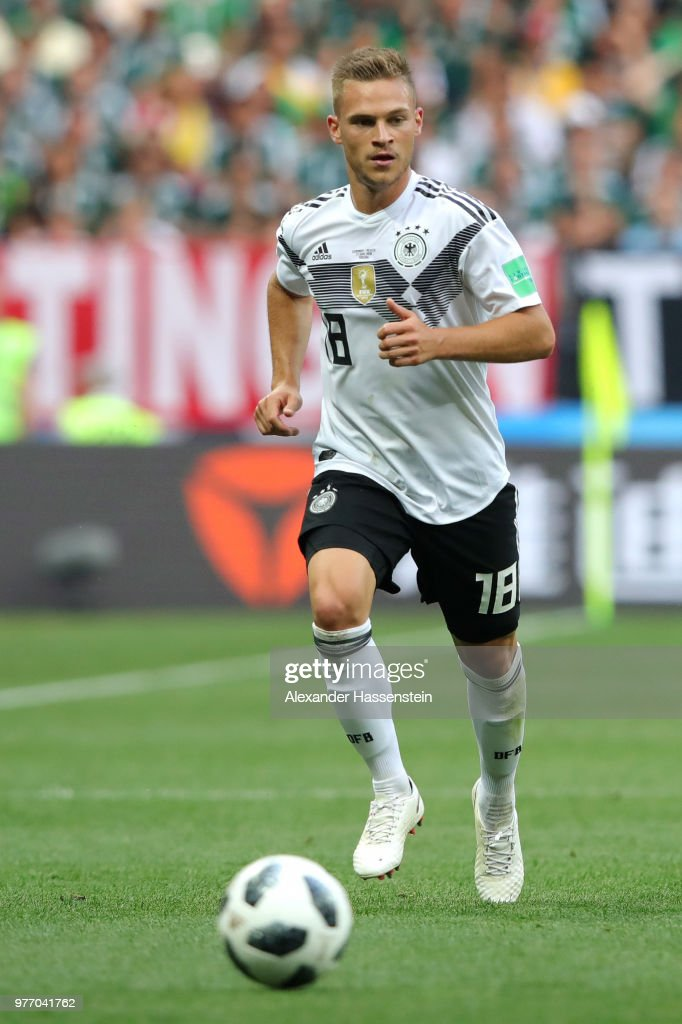 Germany v Mexico: Group F - 2018 FIFA World Cup Russia : News Photo