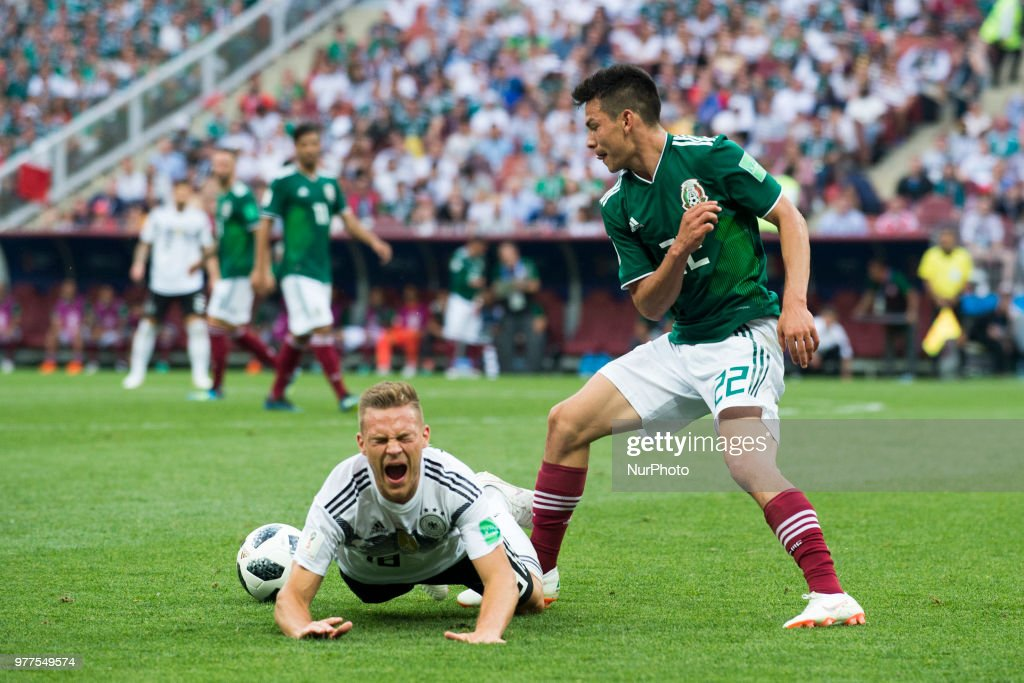 Germany v Mexico : Group F - 2018 FIFA World Cup Russia : News Photo