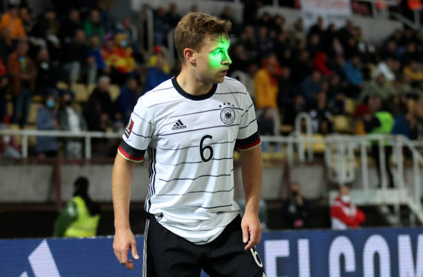 MKD: North Macedonia v Germany - 2022 FIFA World Cup Qualifier