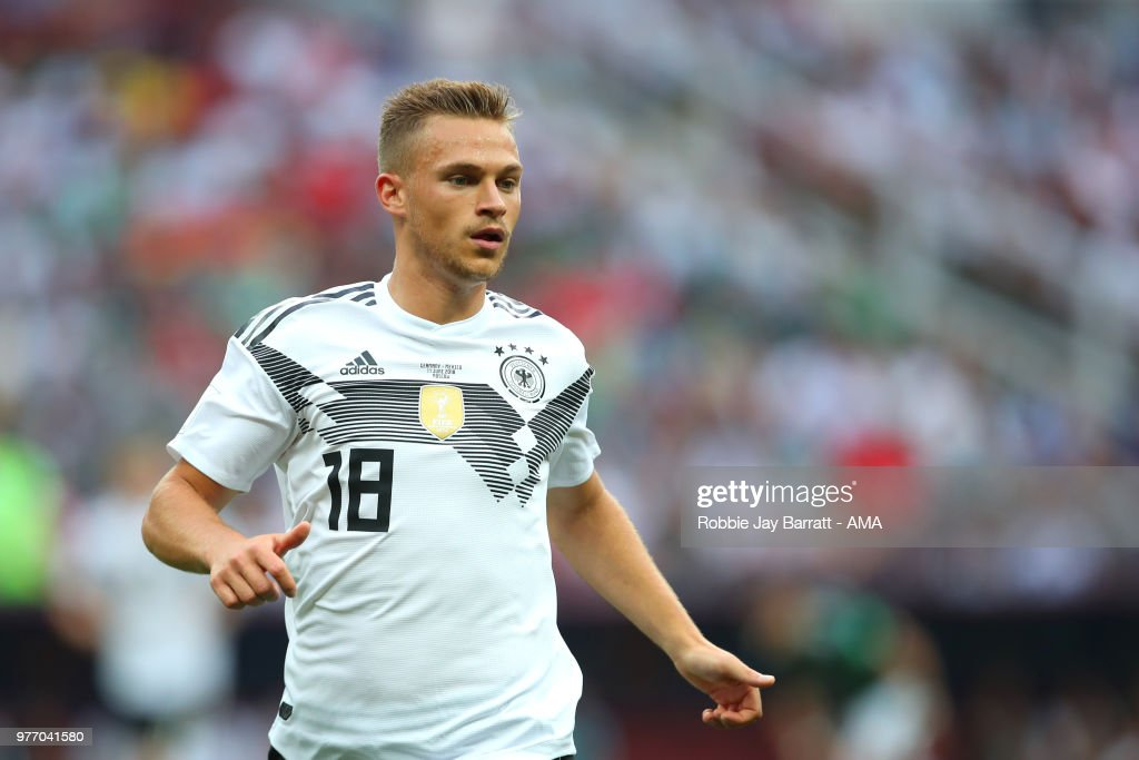 Germany v Mexico: Group F - 2018 FIFA World Cup Russia : Foto jornalística
