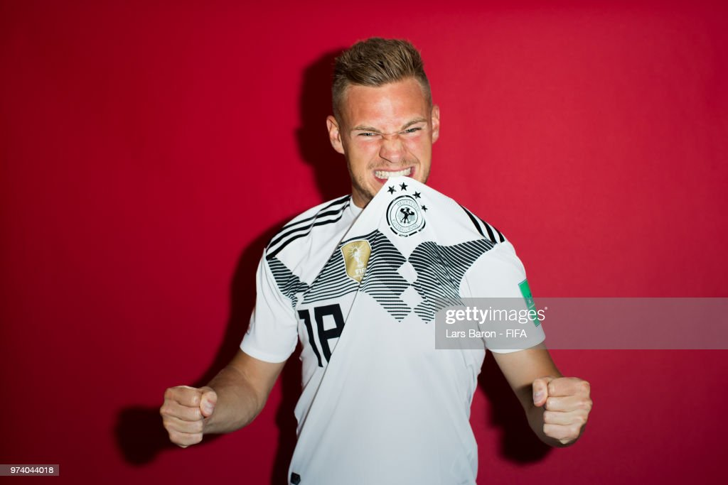 Germany Portraits - 2018 FIFA World Cup Russia