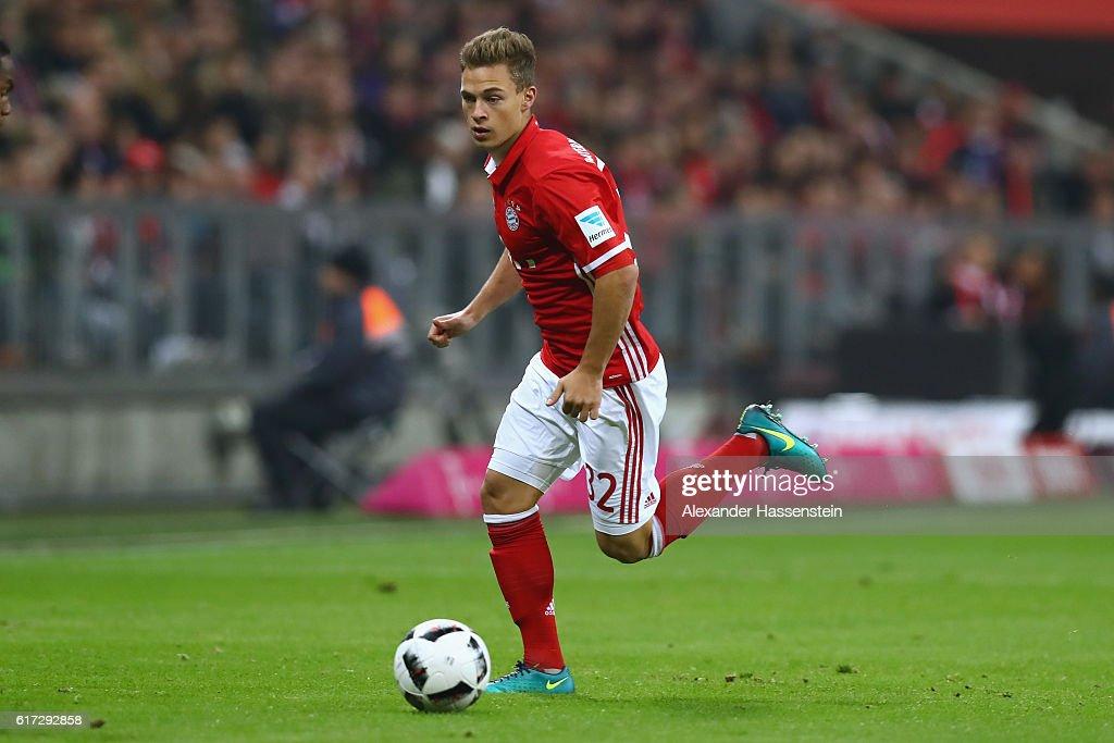 Bayern Muenchen v Borussia Moenchengladbach - Bundesliga : News Photo