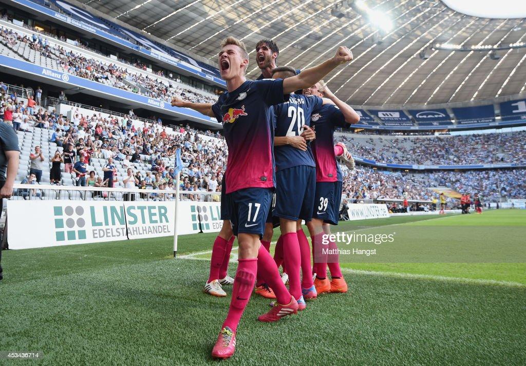 TSV 1860 Muenchen v RB Leipzig - 2. Bundesliga