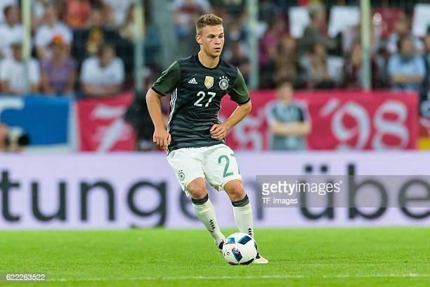 Sonntag Laenderspiel in Augsburg Deutschland Slowakei 13 Joshua Kimmich