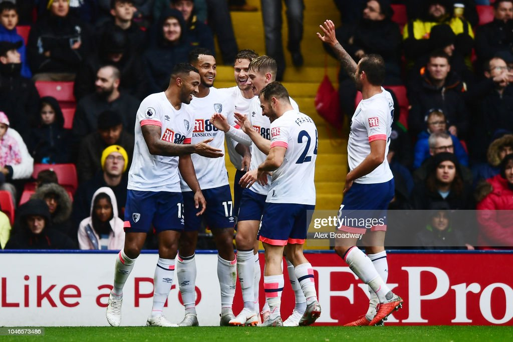 Watford FC v AFC Bournemouth - Premier League : News Photo