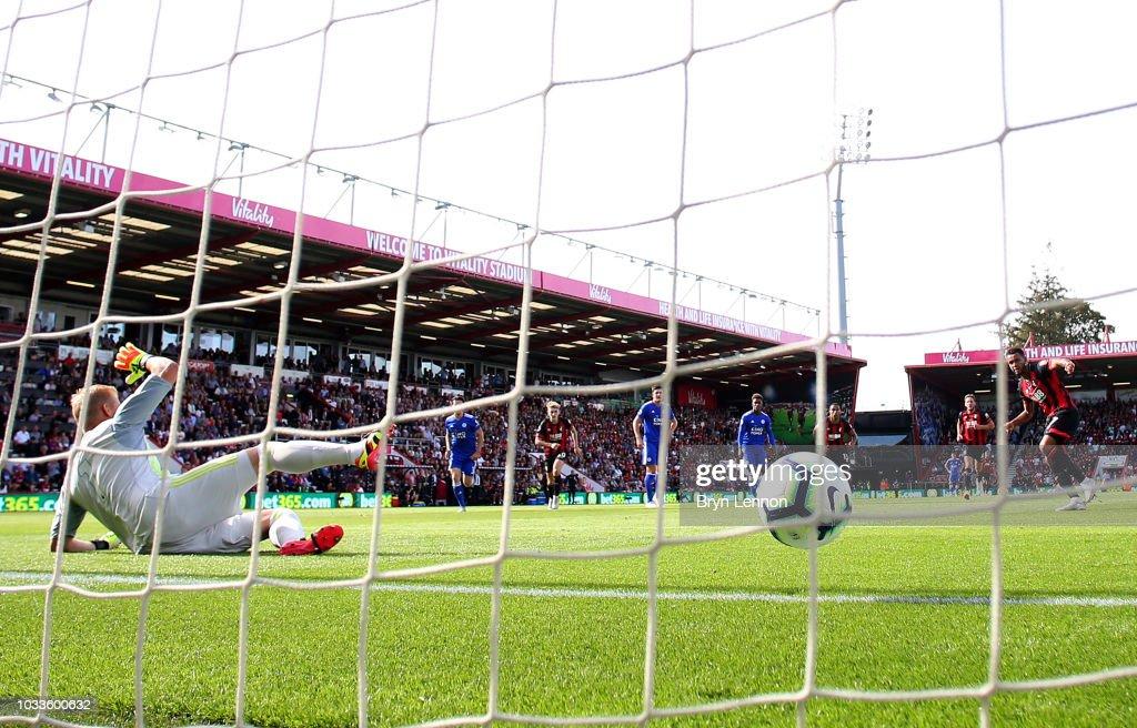 AFC Bournemouth v Leicester City - Premier League : News Photo