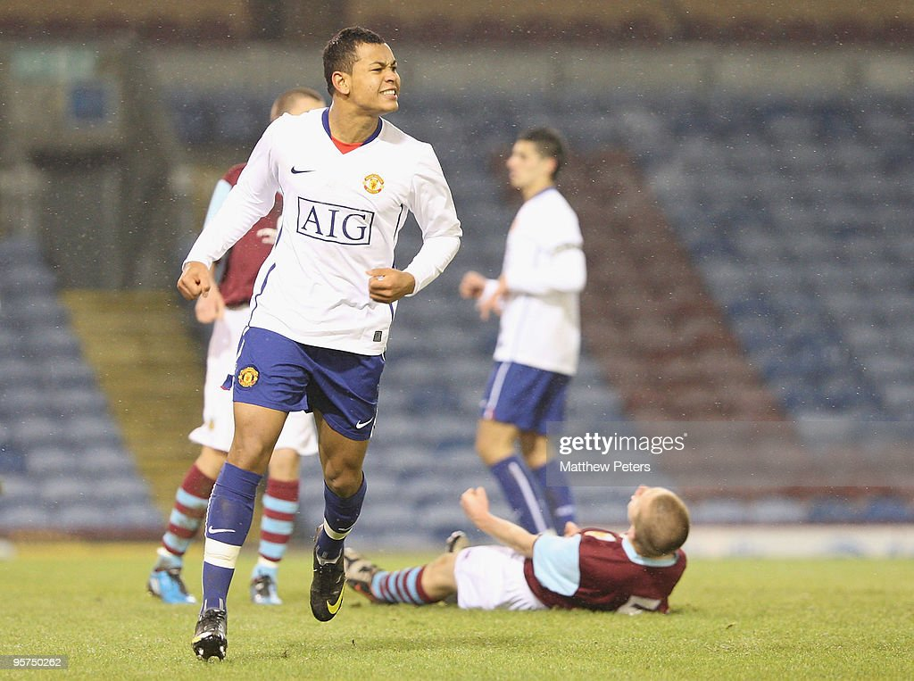 FA Youth Cup - Burnley v Manchester United : News Photo