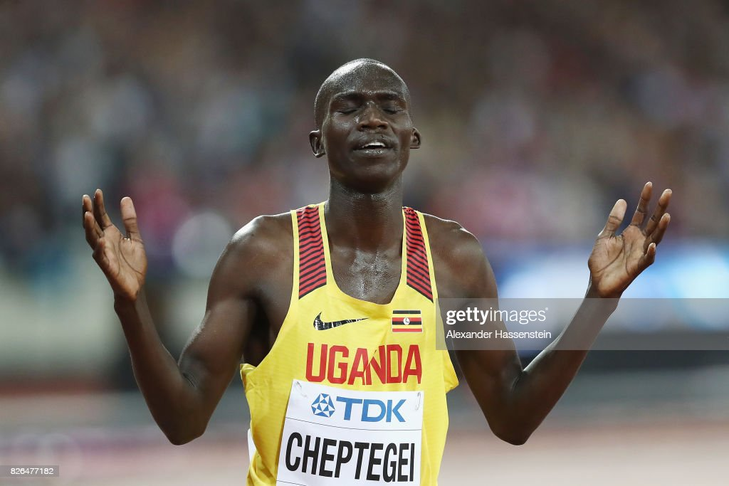 16th IAAF World Athletics Championships London 2017 - Day One : News Photo