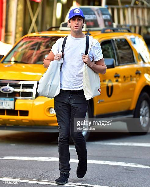 Joshua Kushner is seen in Soho on June 7 2015 in New York City