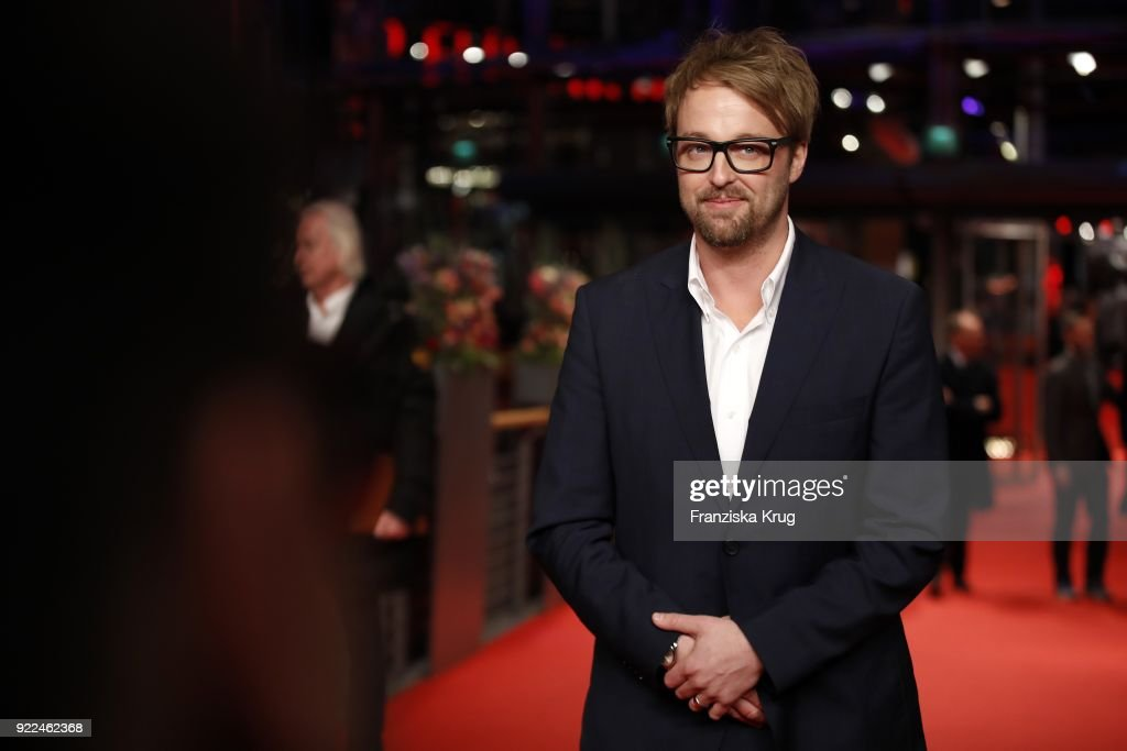 Joshua Leonard attends the 'Unsane' premiere during the 68th Berlinale International Film Festival Berlin at Berlinale Palast on February 21, 2018 in Berlin, Germany.