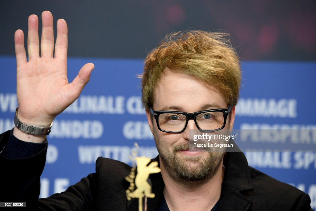 Joshua Leonard attends the 'Unsane' press conference during the 68th Berlinale International Film Festival Berlin at Grand Hyatt Hotel on February 21, 2018 in Berlin, Germany.
