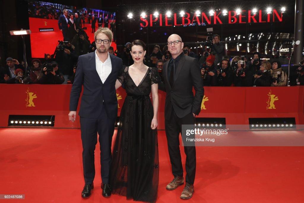 'Unsane' Premiere - 68th Berlinale International Film Festival : Nachrichtenfoto
