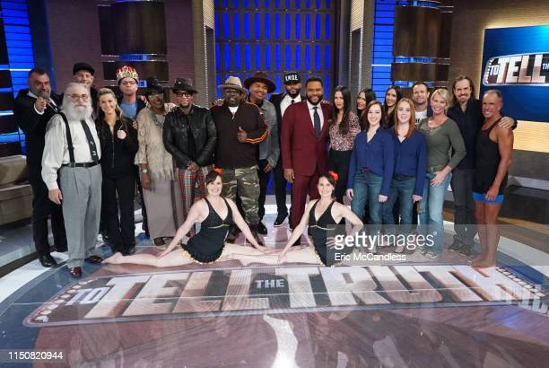TRUTH Joshua Malina Cedric the Entertainer DL Hughley George Lopez Joshua Malina Cedric the Entertainer DL Hughley and George Lopez make up the...