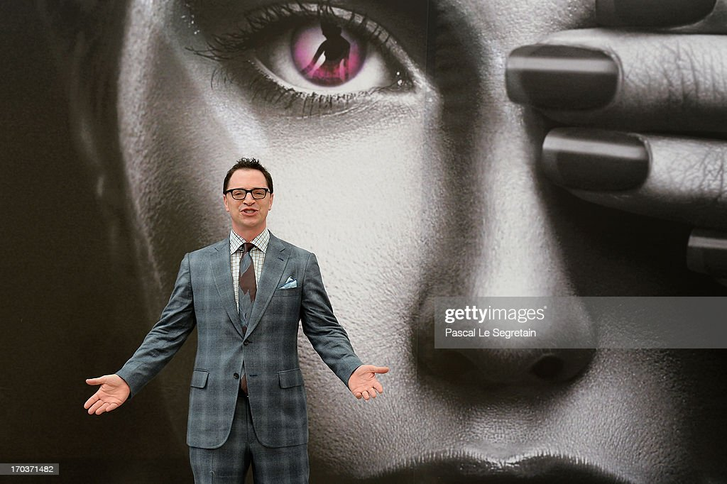 Joshua Malina poses at a photocall during the 53rd Monte Carlo TV Festival on June 12, 2013 in Monte-Carlo, Monaco.
