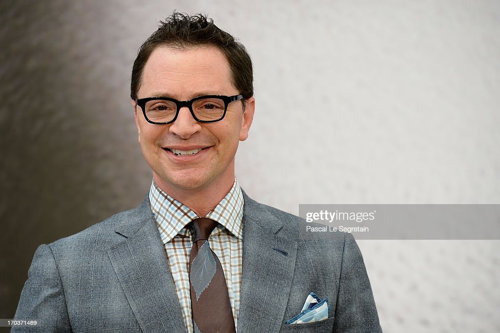 Joshua Malina poses at a photocall during the 53rd Monte Carlo TV Festival on on June 12, 2013 in Monte-Carlo, Monaco.