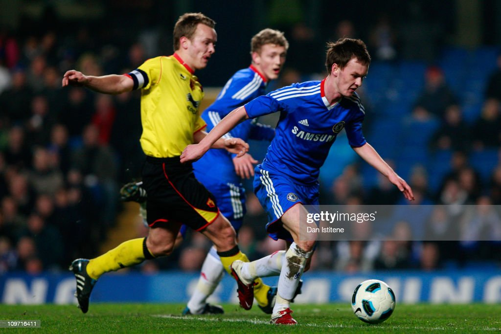 Chelsea v Watford - FA Youth Cup 6th Round