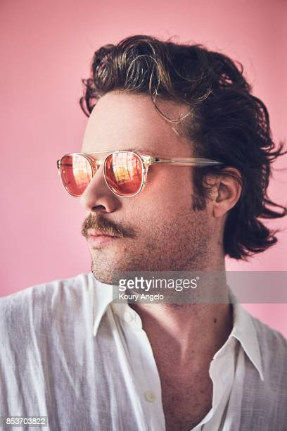 Joshua Michael Tillman known as Father John Misty is photographed for Under the Radar on March 4 2017 in Los Angeles California COVER IMAGE
