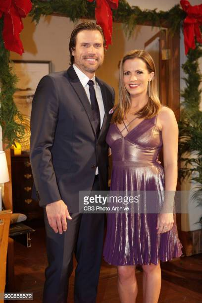 Joshua Morrow and Melissa Claire Egan Don't miss the excitement of Victor and Nikki's vow renewals on THE YOUNG AND THE RESTLESS Thursday December 28