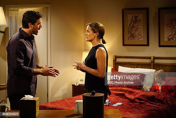 Joshua Morrow and Melissa Claire Egan on the 11000th episode of the CBS series THE YOUNG AND THE RESTLESS airing on September 1 2016 THE YOUNG AND...