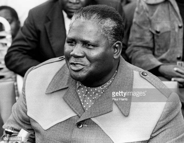 Joshua Mqabuko Nyongolo Nkomo was the leader and founder of the Zimbabwe African People's Union and a member of the Ndebele tribe