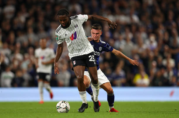 GBR: Fulham v Leeds United - Carabao Cup Third Round