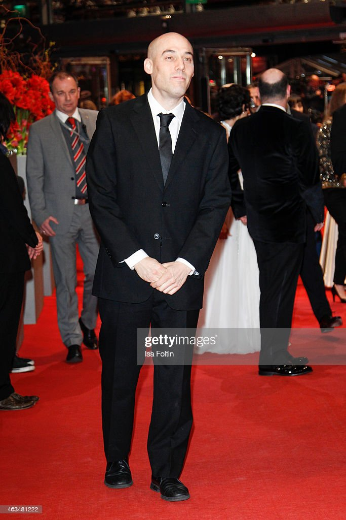 Joshua Oppenheimer attends the Closing Ceremony of the 65th Berlinale International Film Festival on February 14, 2015 in Berlin, Germany.