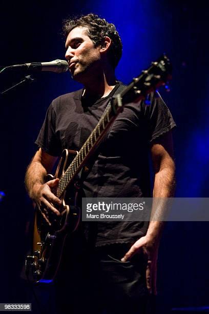Joshua Radin performs at Shepherds Bush Empire on April 8 2010 in London England