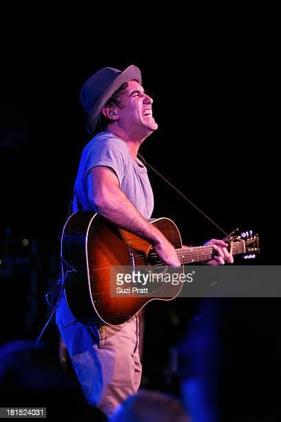 Joshua Radin performs live at The Showbox on September 21 2013 in Seattle Washington