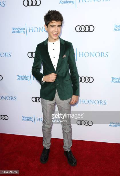 Joshua Rush attends the 11th Annual Television Academy Honors at NeueHouse Hollywood on May 31 2018 in Los Angeles California