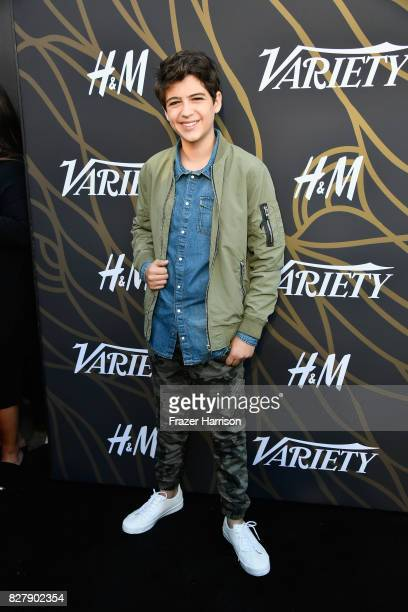 Joshua Rush attends Variety Power of Young Hollywood at TAO Hollywood on August 8 2017 in Los Angeles California