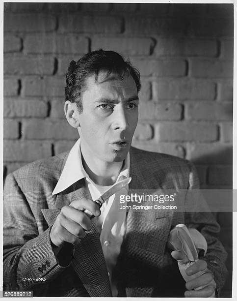 Joshua Shelley as Crazy in the 1949 film City Across the River