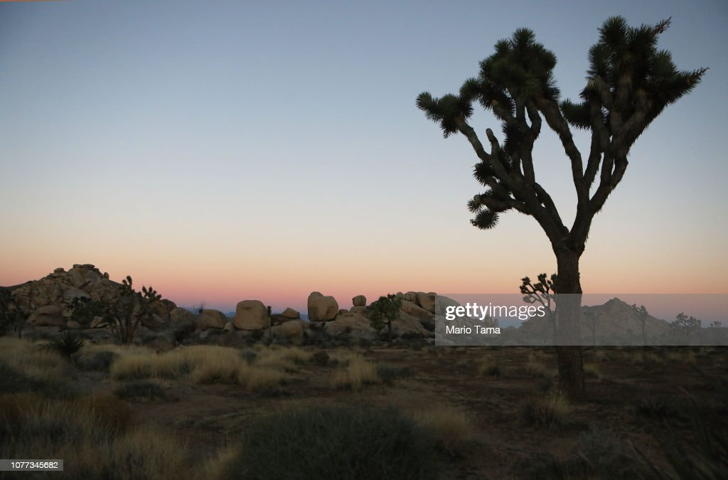 National Parks Threatened As Government Shutdown Continues : News Photo