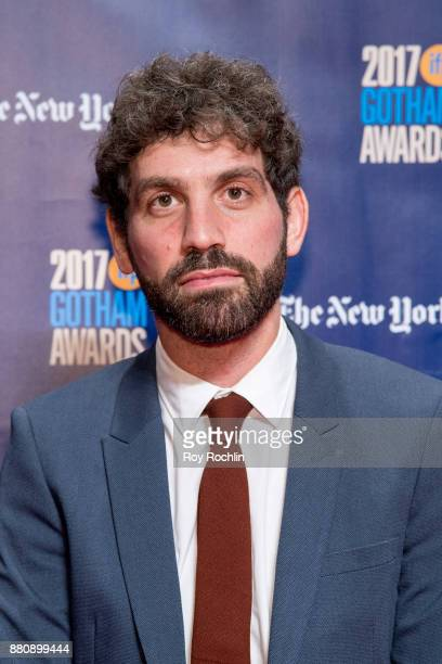 Joshua Weinstein attends the 2017 IFP Gotham Awards at Cipriani Wall Street on November 27 2017 in New York City