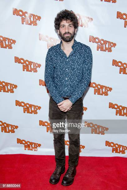 Joshua Z Weinstein attends the 2nd Annual Rooftop Gala at St Bart's Church on February 15 2018 in New York City