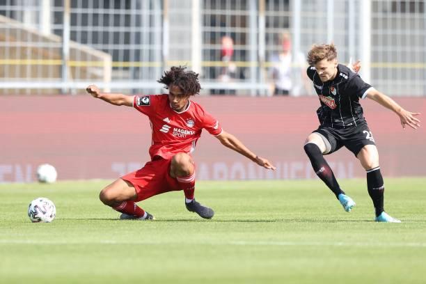 DEU: Bayern München II v Türkgücü München - 3. Liga
