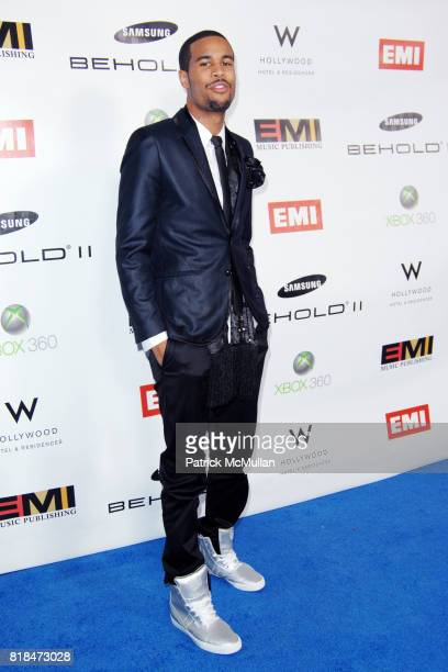 Josiah Bell attends EMI POSTGRAMMY PARTY AT THE NEW W HOLLYWOOD HOTEL at The W Hollywood on January 31 2010 in Hollywood California